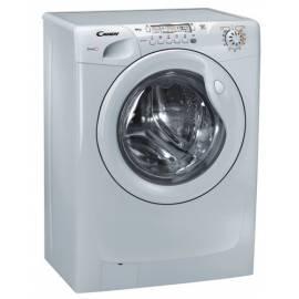 Benutzerhandbuch für Waschmaschine Candy GO4 1264 D Grand-O