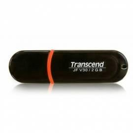 Service Manual USB Flash disk TRANSCEND JetFlash V30 2GB, USB 2.0 (TS2GJFV30) rot