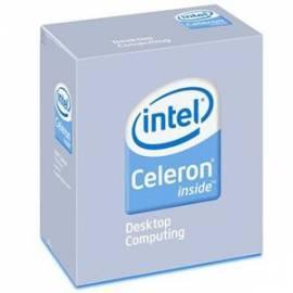 INTEL Celeron 430 BOX (1,8 GHz, 800 MHz) (BX80557430) Bedienungsanleitung