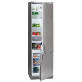 Kombination Kühlschrank-Gefrierkombination FAGOR 3FC-48 LAMX Edelstahl