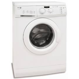 Benutzerhandbuch für Waschmaschine FAGOR FLS-1052 weiß