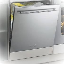 Geschirrspüler Fagor LF-65 IT1X Edelstahl integrierte Gebrauchsanweisung