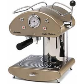 Bedienungsanleitung für ARIES-SCARLETT Espresso Retro 1385 gold