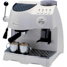Bedienungshandbuch Espresso-ARIETE-SCARLETT-Rom Plus 1329.1