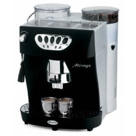 Espresso ARIETE-SCARLETT Migare DeLuxe 1326 schwarz Gebrauchsanweisung