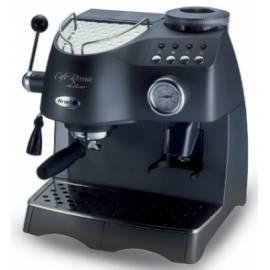 Espresso ARIETE-SCARLETT DeLuxe 1329 schwarz Bedienungsanleitung