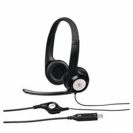 Service Manual LOGITECH ClearChat Comfort USB Headset (981-000015) schwarz
