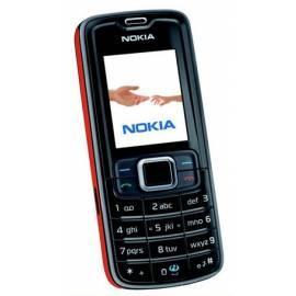 Benutzerhandbuch für Mobiltelefon Nokia 3110 classic Orange