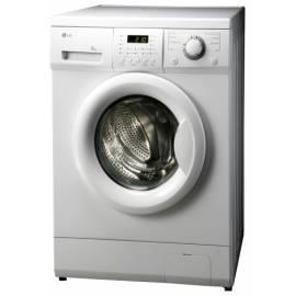 Waschmaschine LG WD-10480NP weiß Bedienungsanleitung