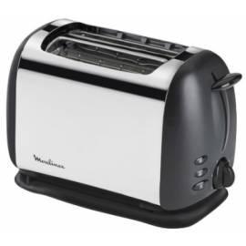 MOULINEX Topinek Toaster TT176130 sofort sofort - Anleitung