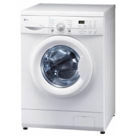 Handbuch für automatische Waschmaschine LG WD-10264TP
