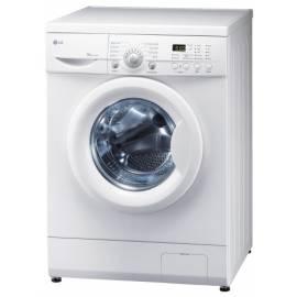 automatische Waschmaschine LG WD-10264NP - Anleitung