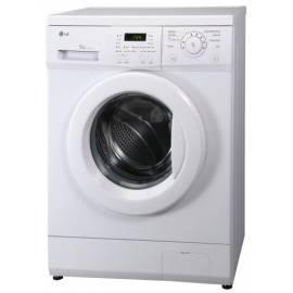 PDF-Handbuch downloadenautomatische Waschmaschine LG WD-80490NP