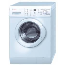 Waschvollautomat BOSCH WAE20361BY weiss Bedienungsanleitung