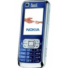 Handbuch für Handy Nokia 6120 Classic blau