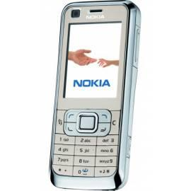 Handy Nokia 6120 classic Gold (Sand Gold) - Anleitung