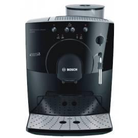Espresso-Maschine, BOSCH TCA5201 schwarz