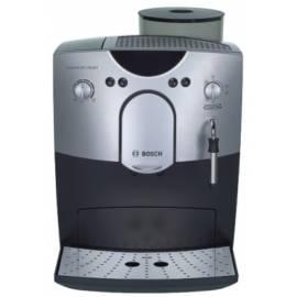 Bedienungsanleitung für Espresso Bosch TCA 5401