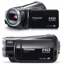 PDF-Handbuch downloadenVideokamera Panasonic HDC-SD5EG-K