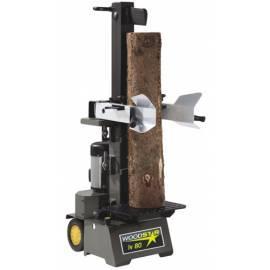 WOODSTER log Splitter Holz Lv 80 schwarz/grau