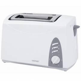 Handbuch für ZELMER 27Z010 Toaster weiß