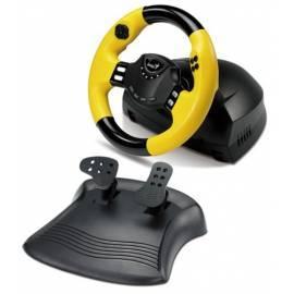 Bedienungsanleitung für Das Rad des GENIUS SpeedWheel RV (31620036100) schwarz/gelb