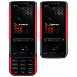 Handy Nokia 5610 XPressMusic Red - Anleitung