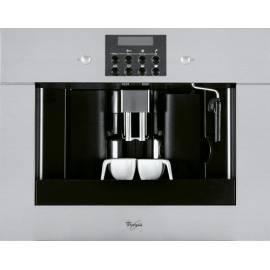 Service Manual Espresso WHIRLPOOL ACE 100 IX nerez