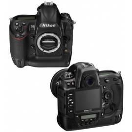 Benutzerhandbuch für Kamera Zrcad. Nikon D3 body
