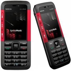 Bedienungshandbuch Handy Nokia 5310 XPressMusic Sakura Red (rot)