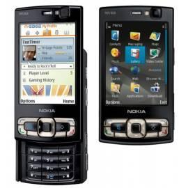 Benutzerhandbuch für Handy Nokia N95 8 GB Schwarz (Warm schwarz)