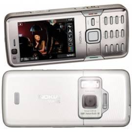 Bedienungsanleitung für Nokia N82 Handy weiß (White Light)