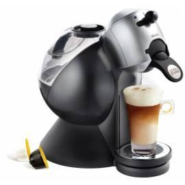 Datasheet Espresso KRUPS KP 2000 schwarz