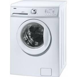 Handbuch für Waschmaschine ZANUSSI ZWG5125-weiß