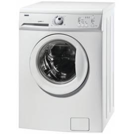 Waschmaschine ZANUSSI ZWF5105 - Anleitung