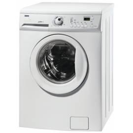 Benutzerhandbuch für Waschmaschine ZANUSSI ZWG6105