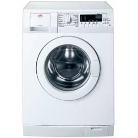Handbuch für Waschmaschine AEG ELECTROLUX Lavamat 64840-L weiß