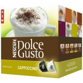 Benutzerhandbuch für Kapsel Espresso KRUPS CAPPUCCINO pro 16 Stück