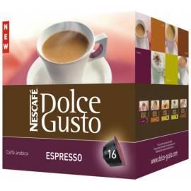 Bedienungsanleitung für Kapsel Espresso KRUPS ESPRESSO pro 16 Stück