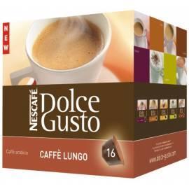 Datasheet Kapsle pro KRUPS CAFFE LUNGO 16 ausgedrückt ks