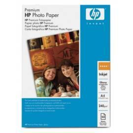 Handbuch für Papiere zu Drucker HP Premium C7040A A4 weiß