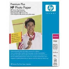 Benutzerhandbuch für Papiere zu Drucker HP Q6572A Premium Plus A4 weiß