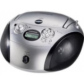 Radioreceiver mit CD Grundig RCD 1420 MP3 - Anleitung