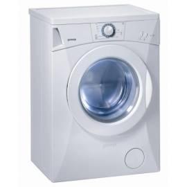Benutzerhandbuch für Waschmaschine Gorenje WS 41101
