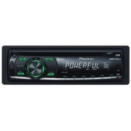 Autoradio Pioneer DEH-1020E, CD - Anleitung