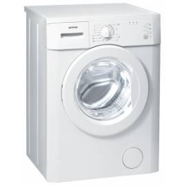 Datasheet Waschmaschine GORENJE WS 40105