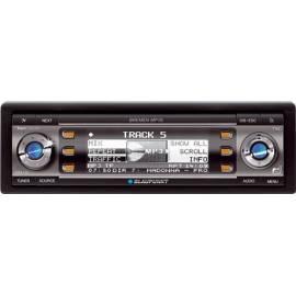 Bedienungshandbuch Autoradio mit CD BLAUPUNKT Bremen MP76 schwarz