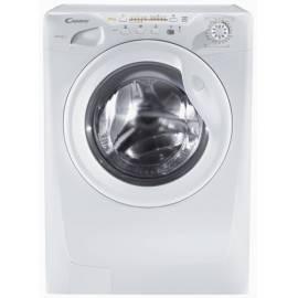 Waschmaschine Candy GO 148 Grand-O - Anleitung