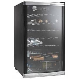 CANDY CCV 150 EU schwarz/Glas Wein Bedienungsanleitung
