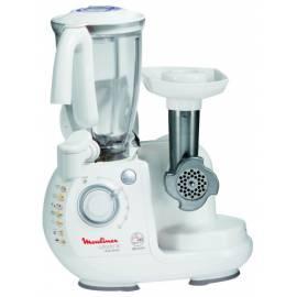 Küche Roboter FP 726 Moulinex Odacio 3 + masomlynek Gebrauchsanweisung